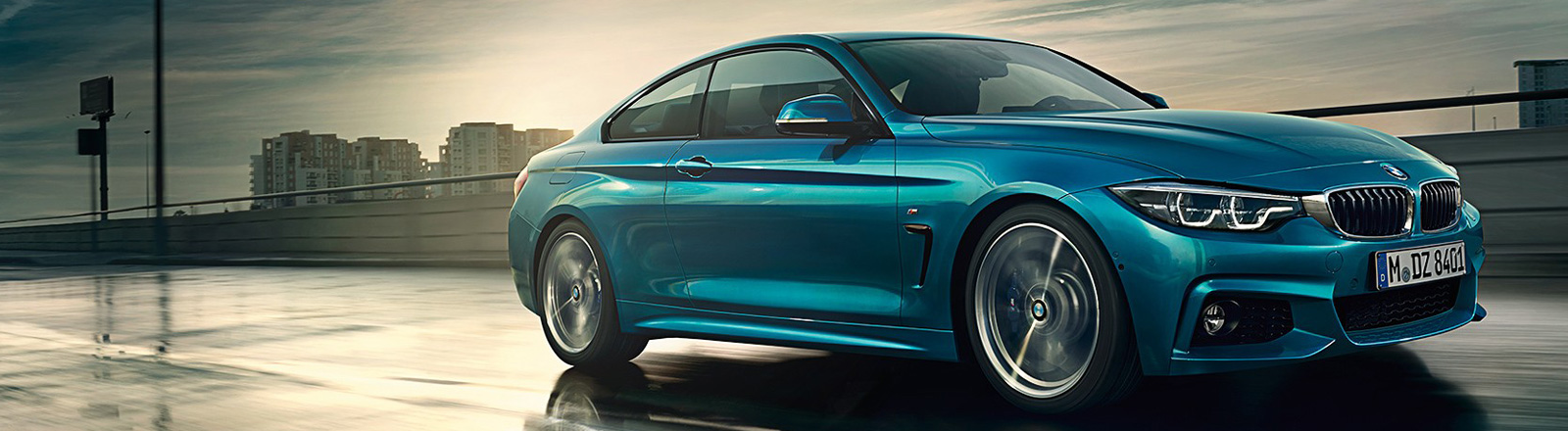 Explore The Brand New Bmw 4 Series In St John S